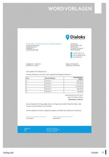 Layout_Dialoks_Corporate Design_Logo_Mediendesign_Ingolstadt