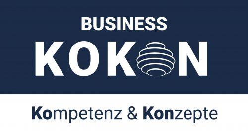 Logo_Design_Markenstrategie_Business Kokon_Ingolstadt