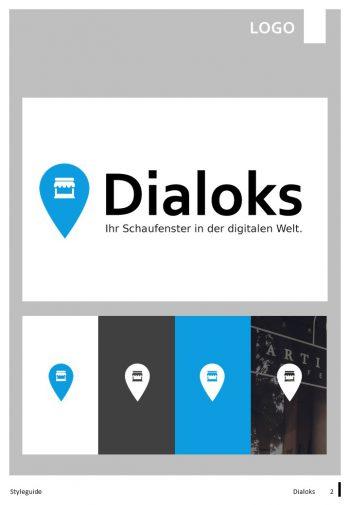 Logodesign_Webdesign_Corporate Design_Ingolstadt_Dialoks